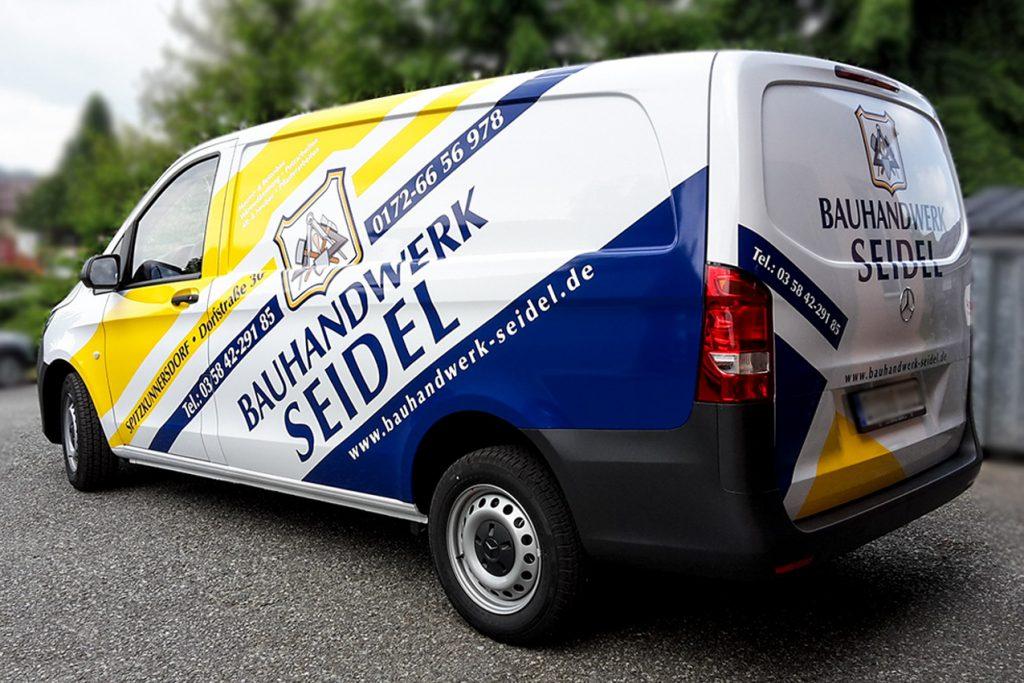 Mercedes Vito - Bauhandwerk Seidel