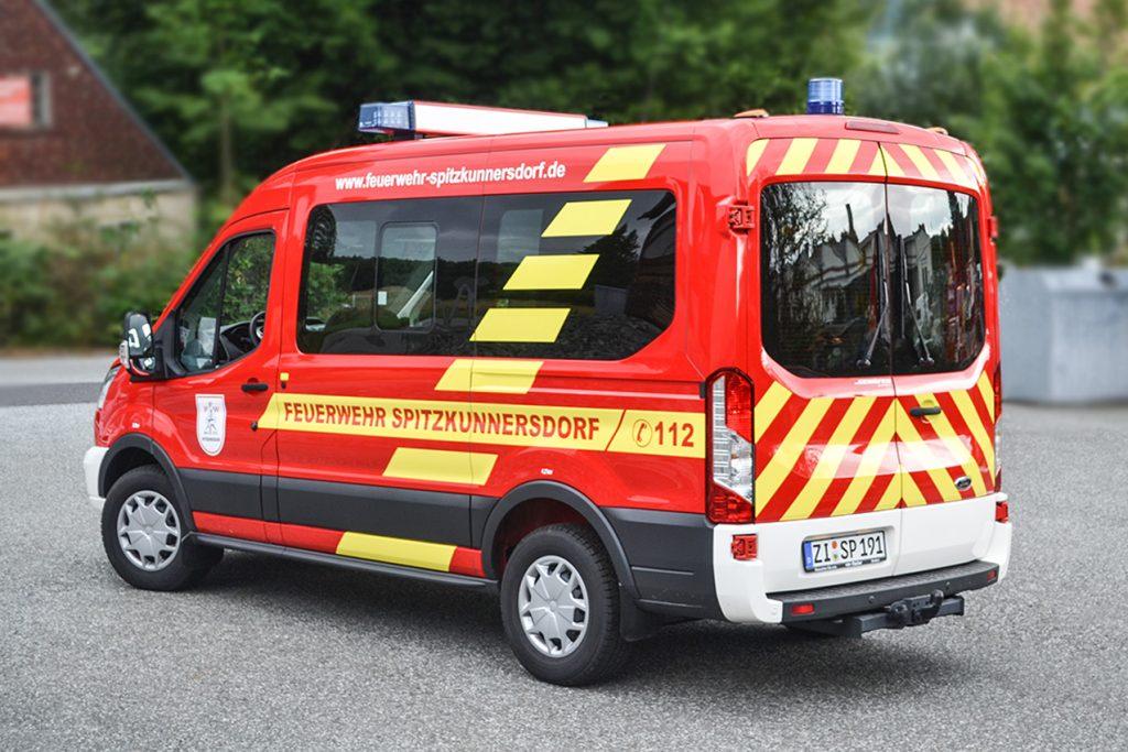 FORD TRANSIT - Freiwillige Feuerwehr