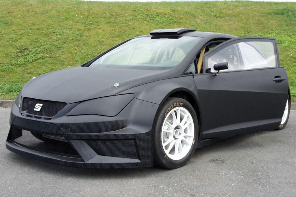 SEAT Ibiza - Münnich Motorsport