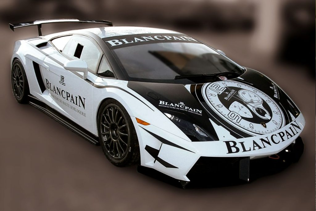 Lamborghini Gallardo - Reiter Engineering
