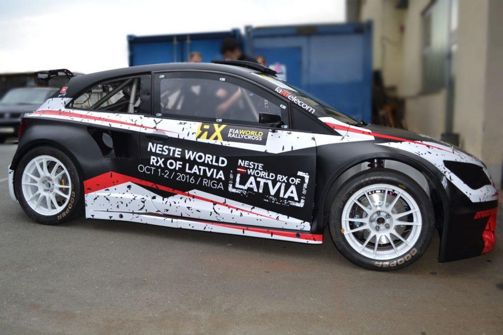 SEAT Ibiza - Münnich Motorsport RX